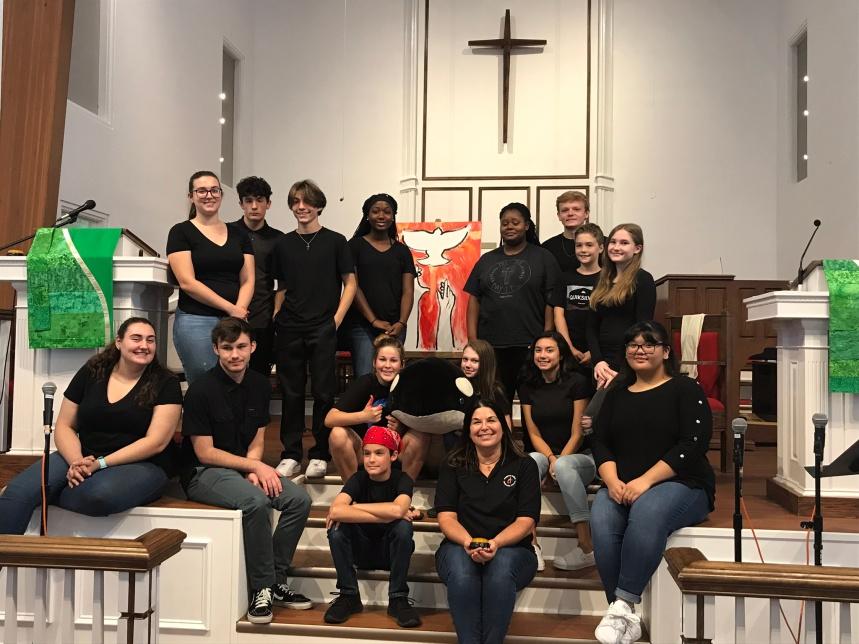 Youth Sunday Service